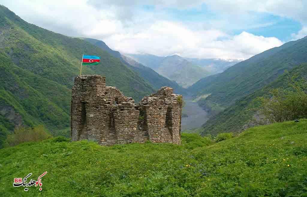 تصویری از کشور آذربایجان