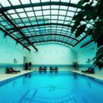 استخر سرپوشیده هتل ریچ باکو
