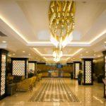 لابی هتل ریچ باکو