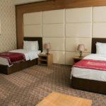اتاق توئین هتل ریچ باکو