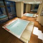 اسپا در هتل ققفاز سیتی باکو