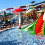 پارک آبی مخصوص کودکان در هتل اسپرینگ باکو