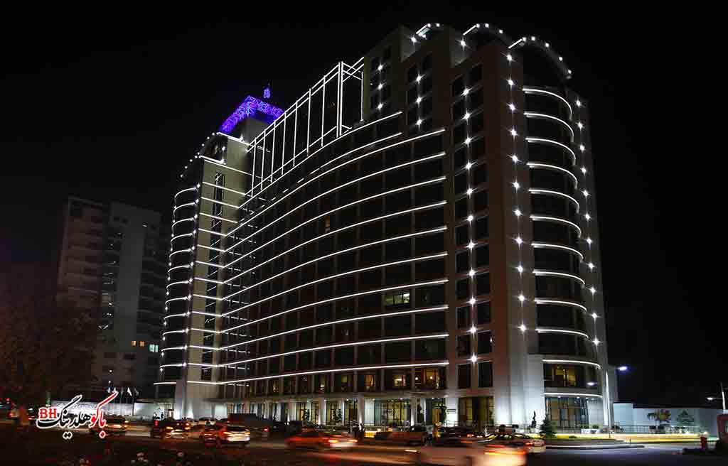 تصویری از هتل قفقاز سیتی باکو