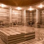 حمام ترکی هتل ریچ باکو