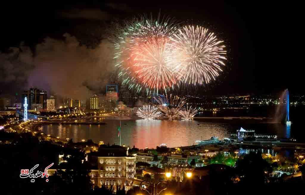 Republic Day celebrations in Azerbaijan