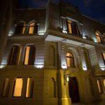 ساختمان هتل داوینچی باکو