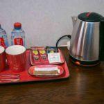 چای ساز در اتاق های هتل داوینچی باکو