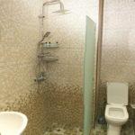 سرویس بهداشتی و حمام در اتاق های هتل بست سنتر باکو