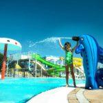 پارک آبی هتل بیلگه بیچ باکو