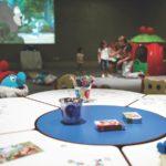 محل بازی کودکان در هتل بیلگه بیچ باکو