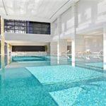 استخر سرپوشیده هتل بیلگه بیچ باکو