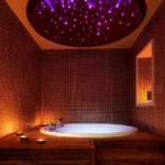 جکوزی در هتل بیلگه بیچ باکو