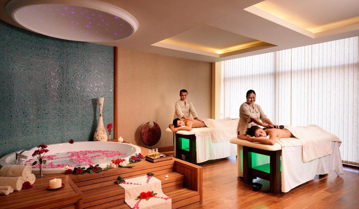 Bilgah Beach Hotel massage