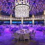 سالن عروسی هتل بیلگه بیچ باکو