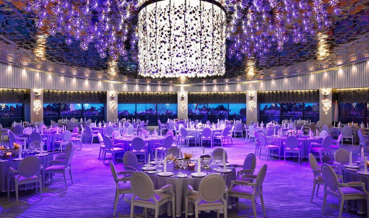 Bilgah Beach Hotel restaurant