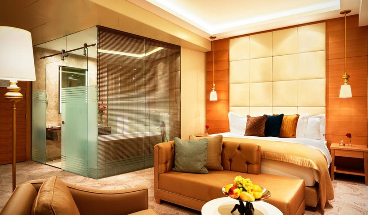 Bilgah Beach Hotel rooms 1