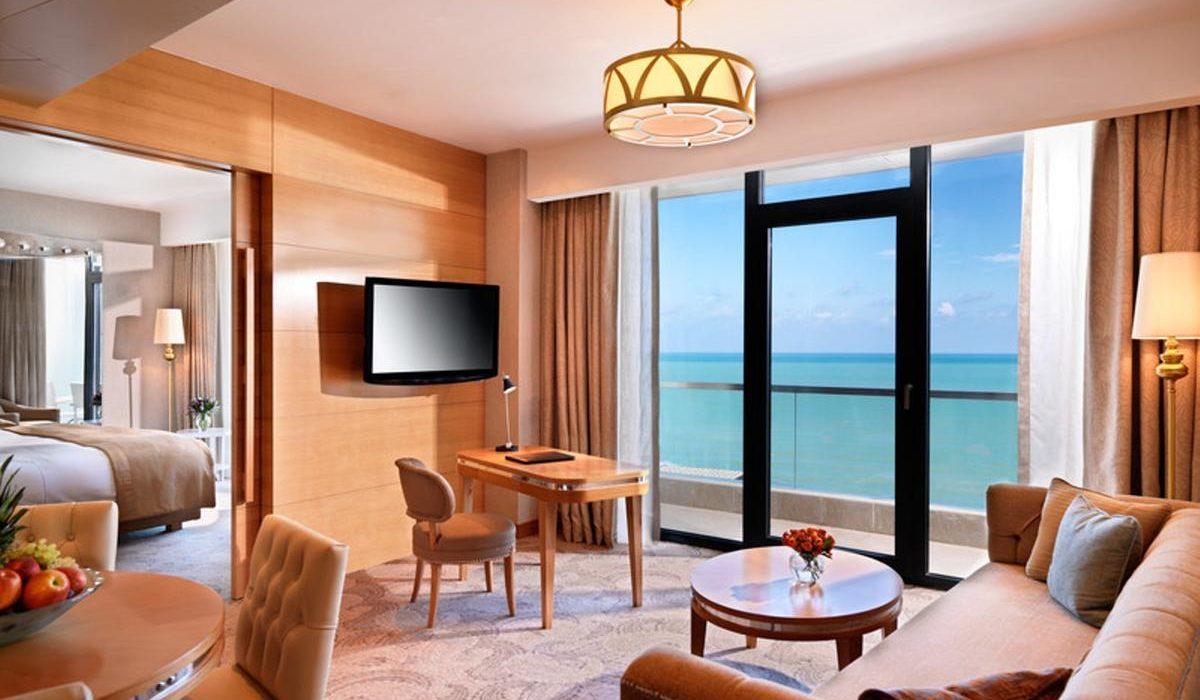 Bilgah Beach Hotel rooms