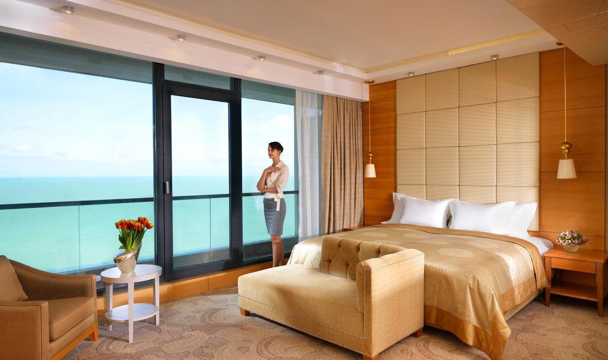 Bilgah Beach Hotel rooms 4