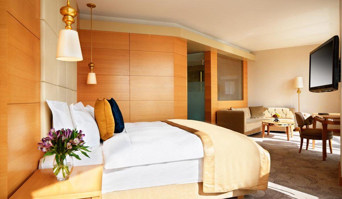Bilgah Beach Hotel rooms 5