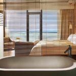 سرویس بهداشتی و حمام هتل بیلگه بیچ باکو
