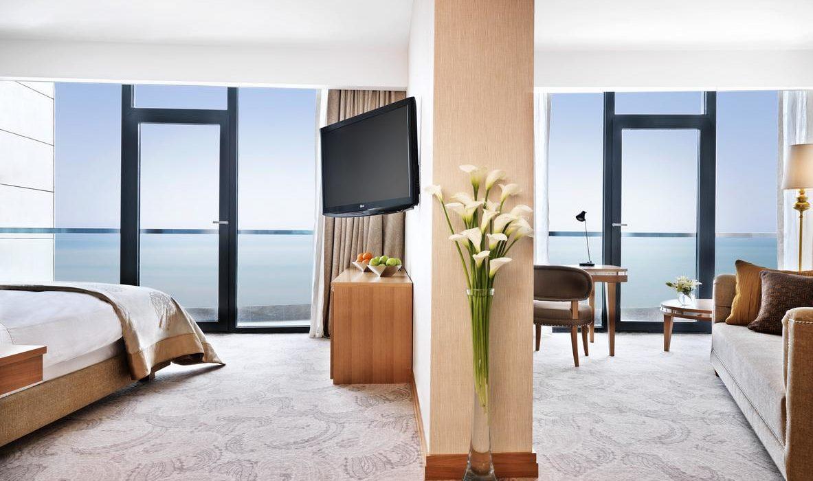 Bilgah Beach Hotel sea view rooms