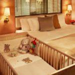 باکس نوزاد در اتاق های هتل بیلگه بیچ باکو