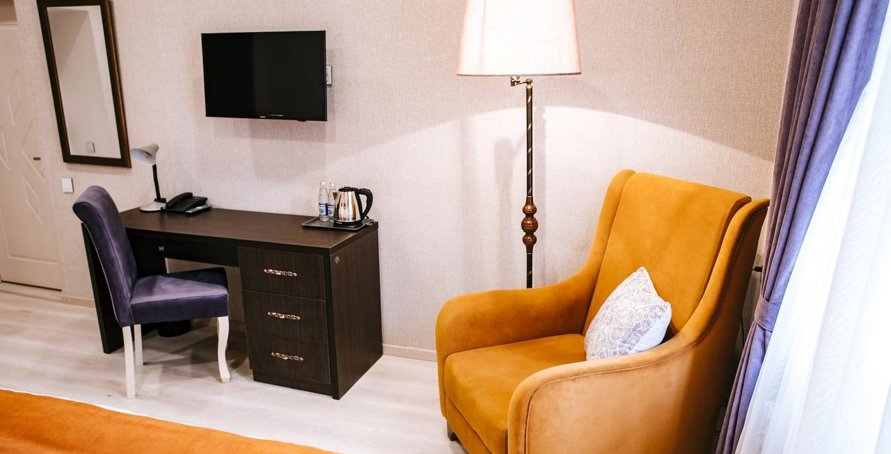 تصویری از اتاق های هتل لاکاسا باکو