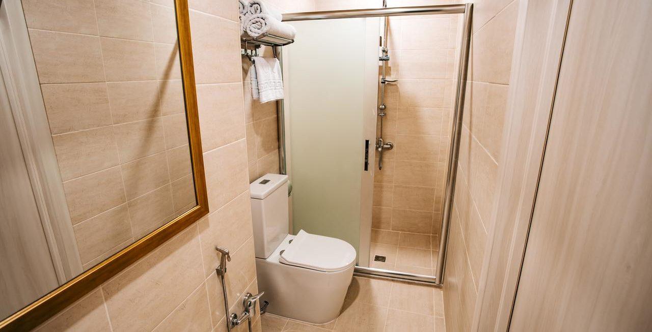 تصویری از سرویس بهداشتی هتل لاکاسا باکو