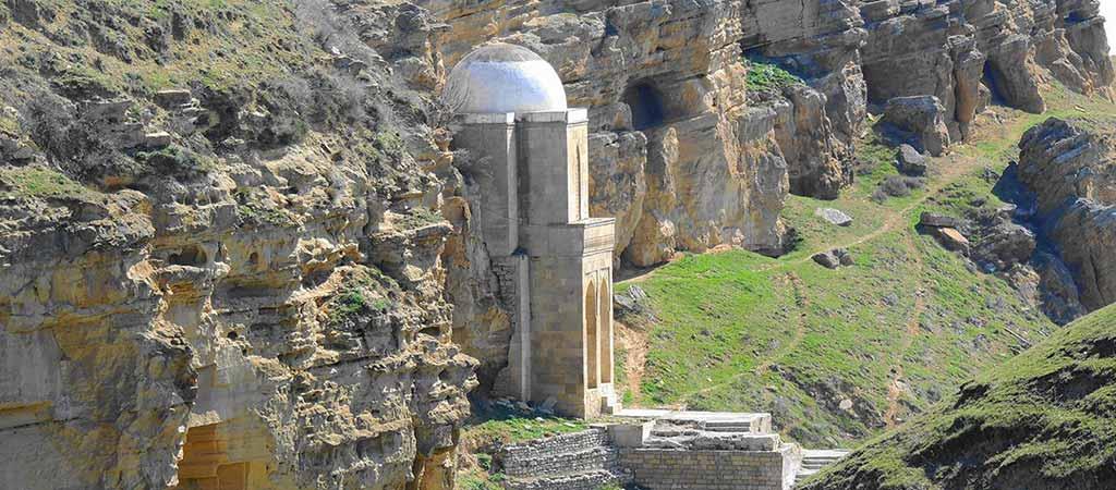 تصویری از گوبوستان در کشور آذربایجان