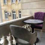 بالگن در اتاق های هتل پگاس باکو
