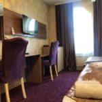 داخل اتاق های هتل پگاس باکو