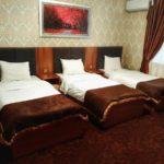 اتاق سه تخته هتل پگاس باکو