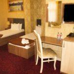 اتاق دوتخته هتل پگاس باکو