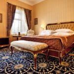 اتاق دابل هتل شاه پالاس باکو