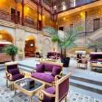 لابی هتل شاه پالاس باکو