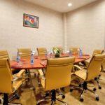 سالن ملاقات هتل شاه پالاس باکو