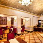 رستوران و کافه هتل شاه پالاس باکو