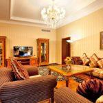 داخل سوئیت های هتل شاه پالاس باکو