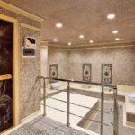 حمام ترکی هتل شاه پالاس باکو