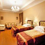اتاق توئین هتل شاه پالاس باکو