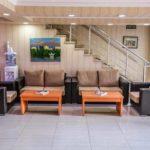 لابی هتل توریست باکو