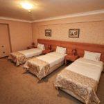 اتاق تریپل هتل توریست باکو