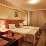 اتاق توئین هتل توریست باکو