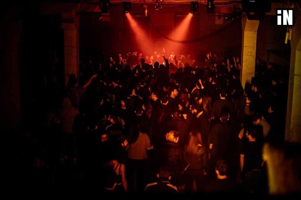 in club baku