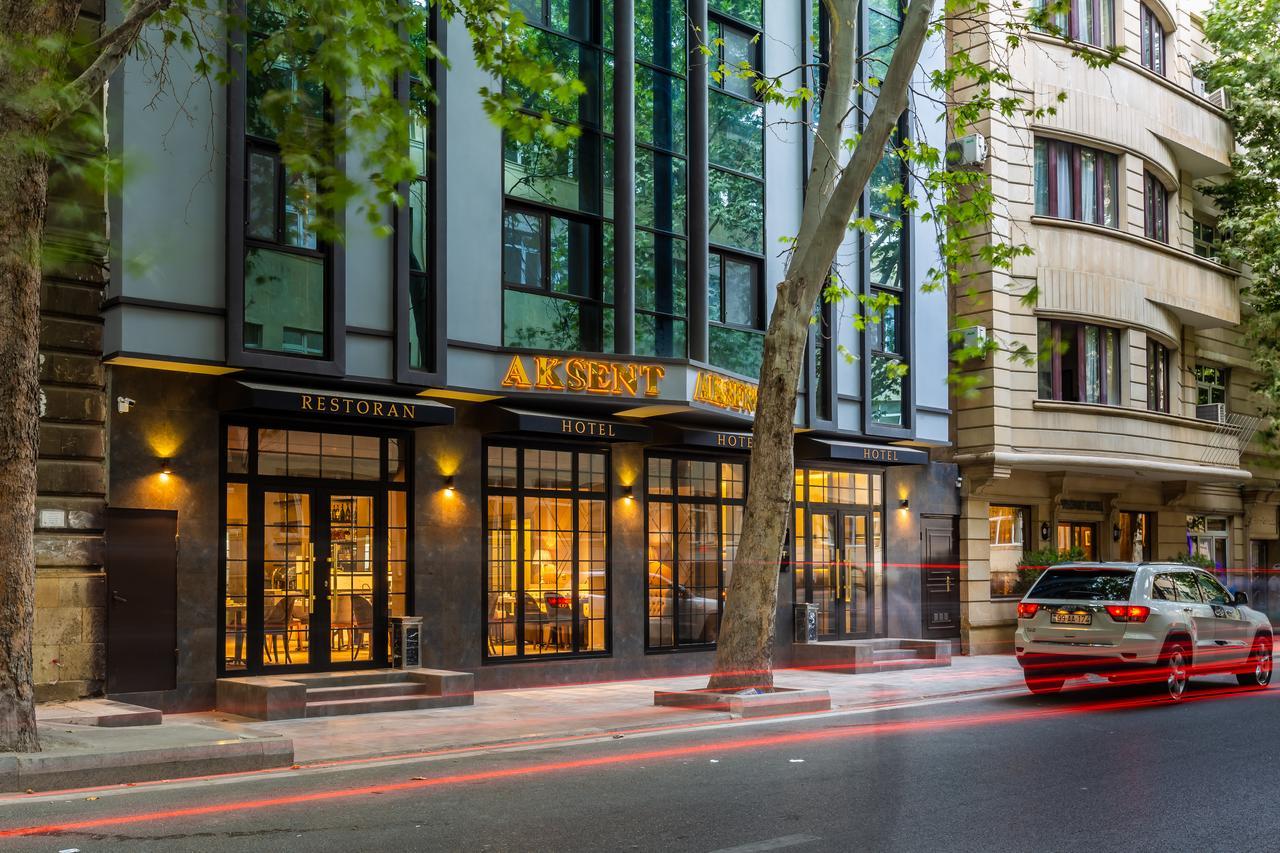 تصویری از هتل اکسنت باکو