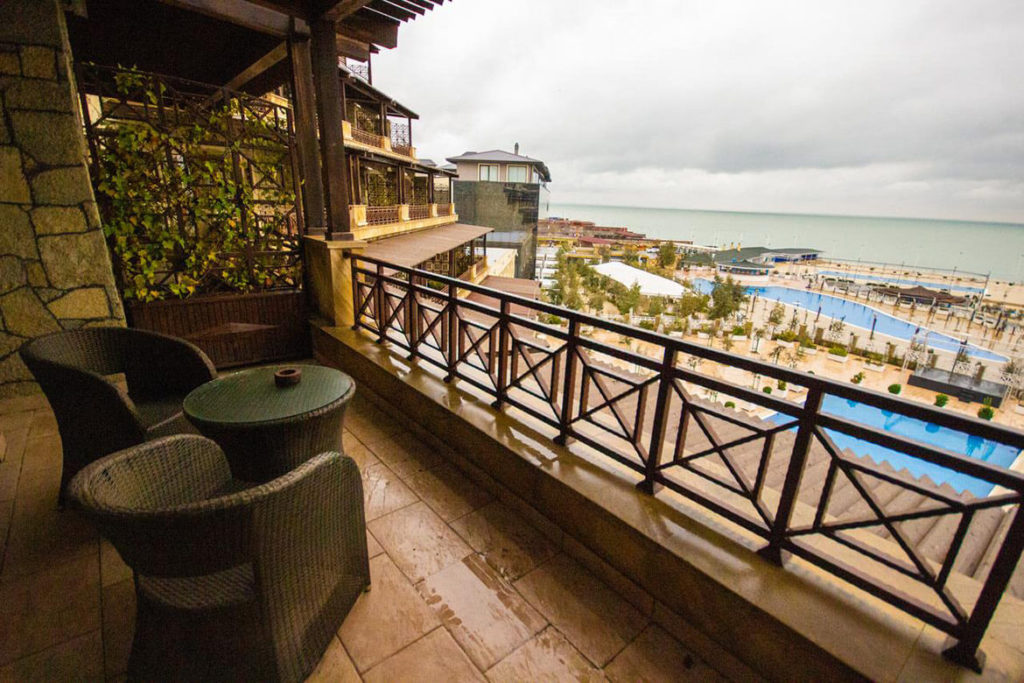هتل سافیر مارین باکو