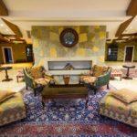 لابی هتل سافیر مارین باکو