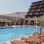 استخر روباز هتل سافیر مارین باکو