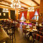 رستوران هتل سافیر مارین باکو