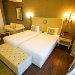 اتاق توئین هتل سافیر مارین باکو